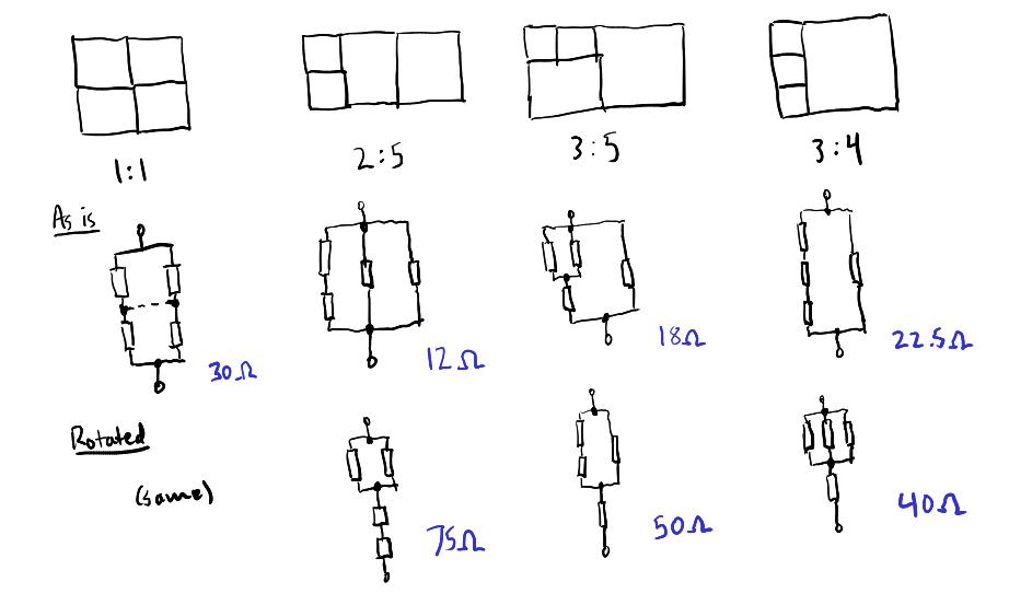 resistors in series circuits edit