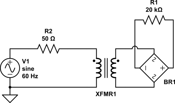 transformer circuit simulator