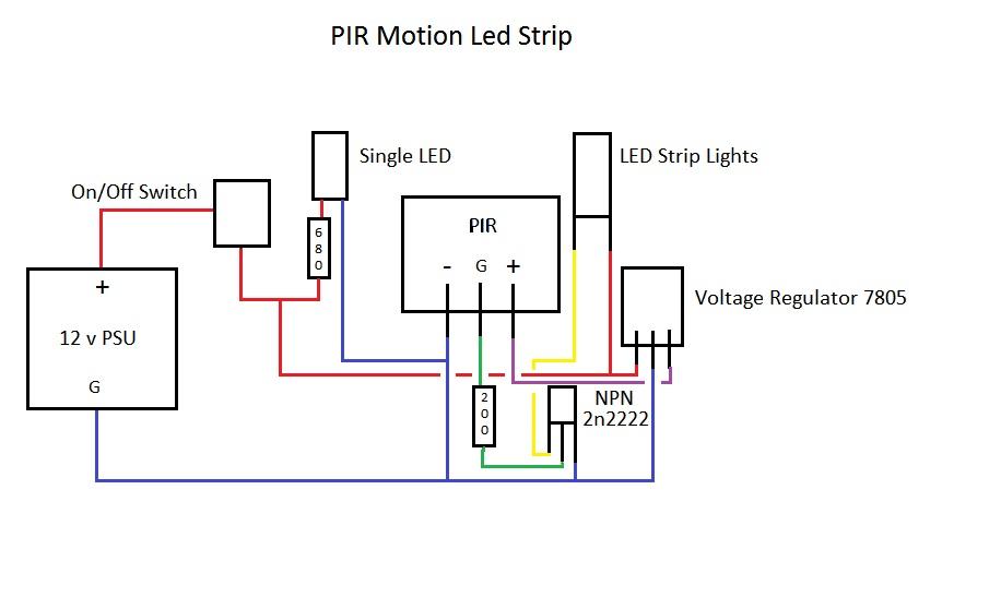 12v Led Wiring Diagram - Yvvoxuuessiew \u2022