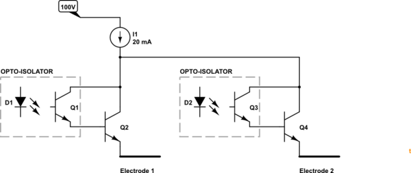 composed of switching circuit circuit in figure 1 when the input