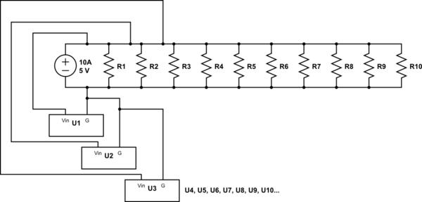 current divider electronics tutorials