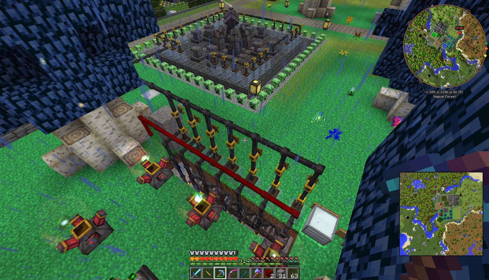 Minecraft Feed The Beast Minecraft Thaumcraft How Can I
