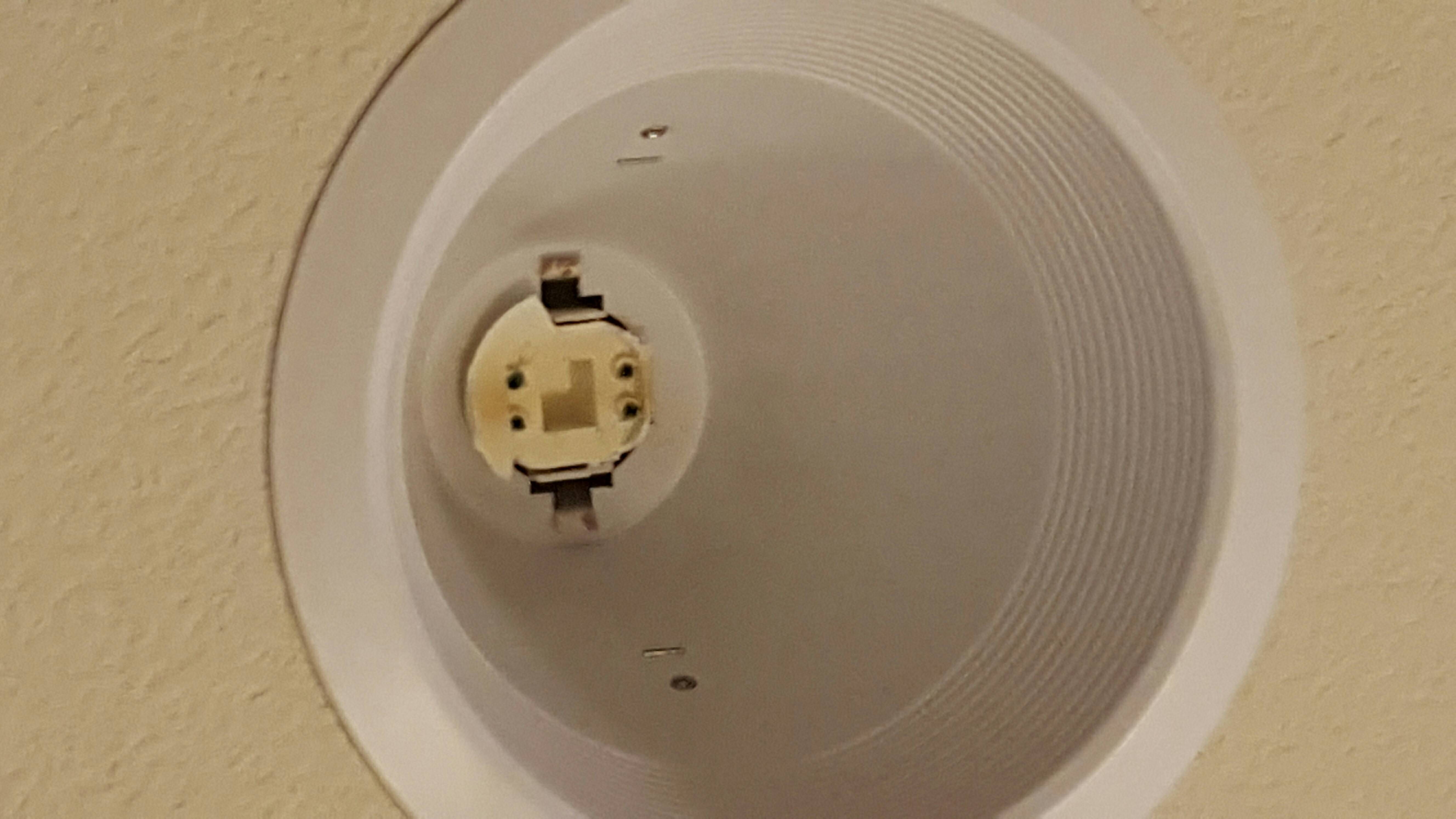 Picture of light fixture