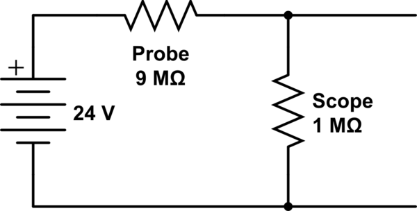 usb pc oscilloscope schematic