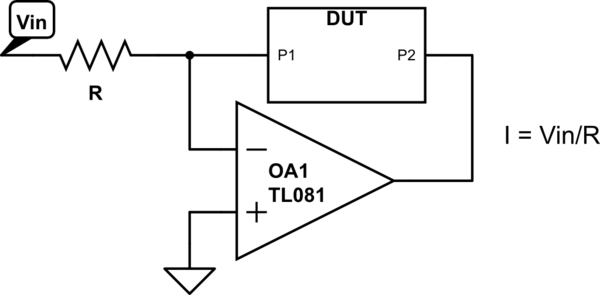 circuit questions and answers current to voltage converter