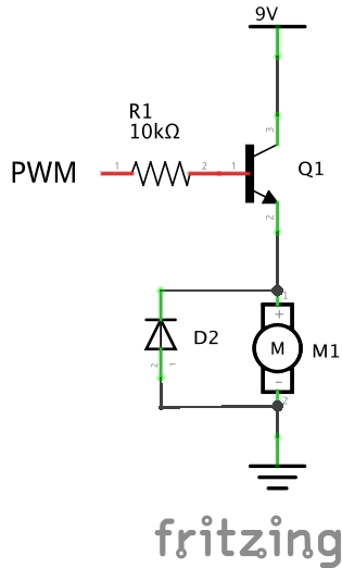 simple pwm circuit