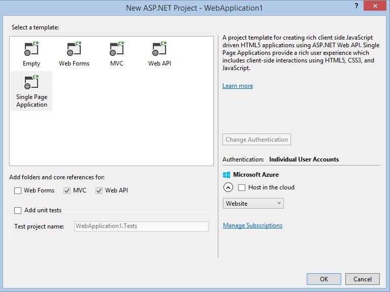 aspnet mvc - How to get the bearer token in the Visual Studio