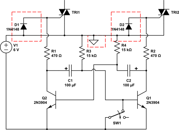 el wire inverter circuit