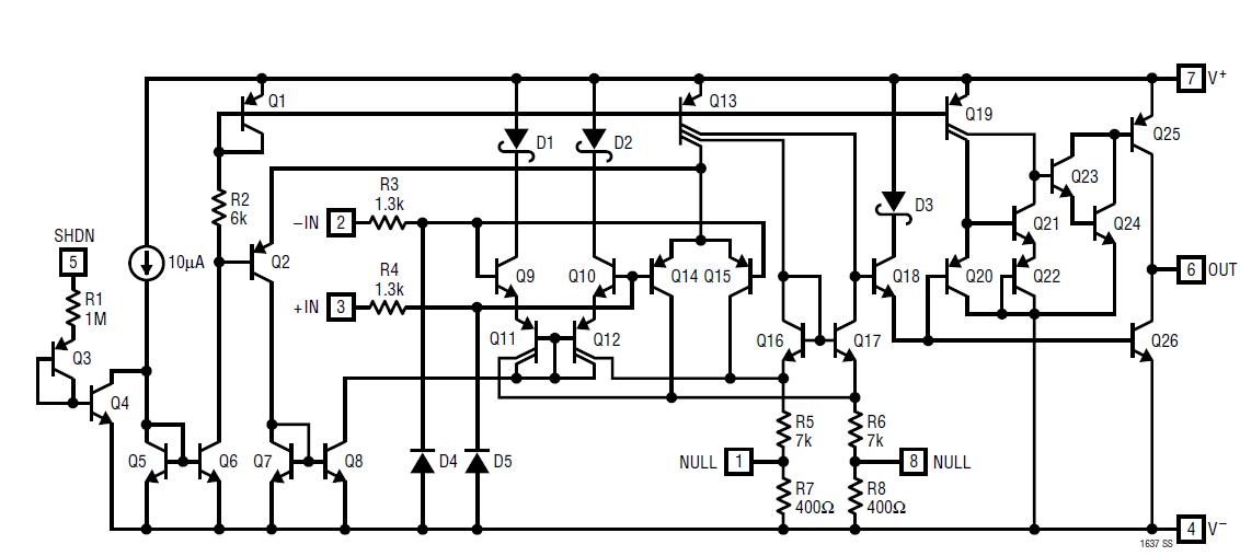 why use an input resistor in this current sense circuit electrical