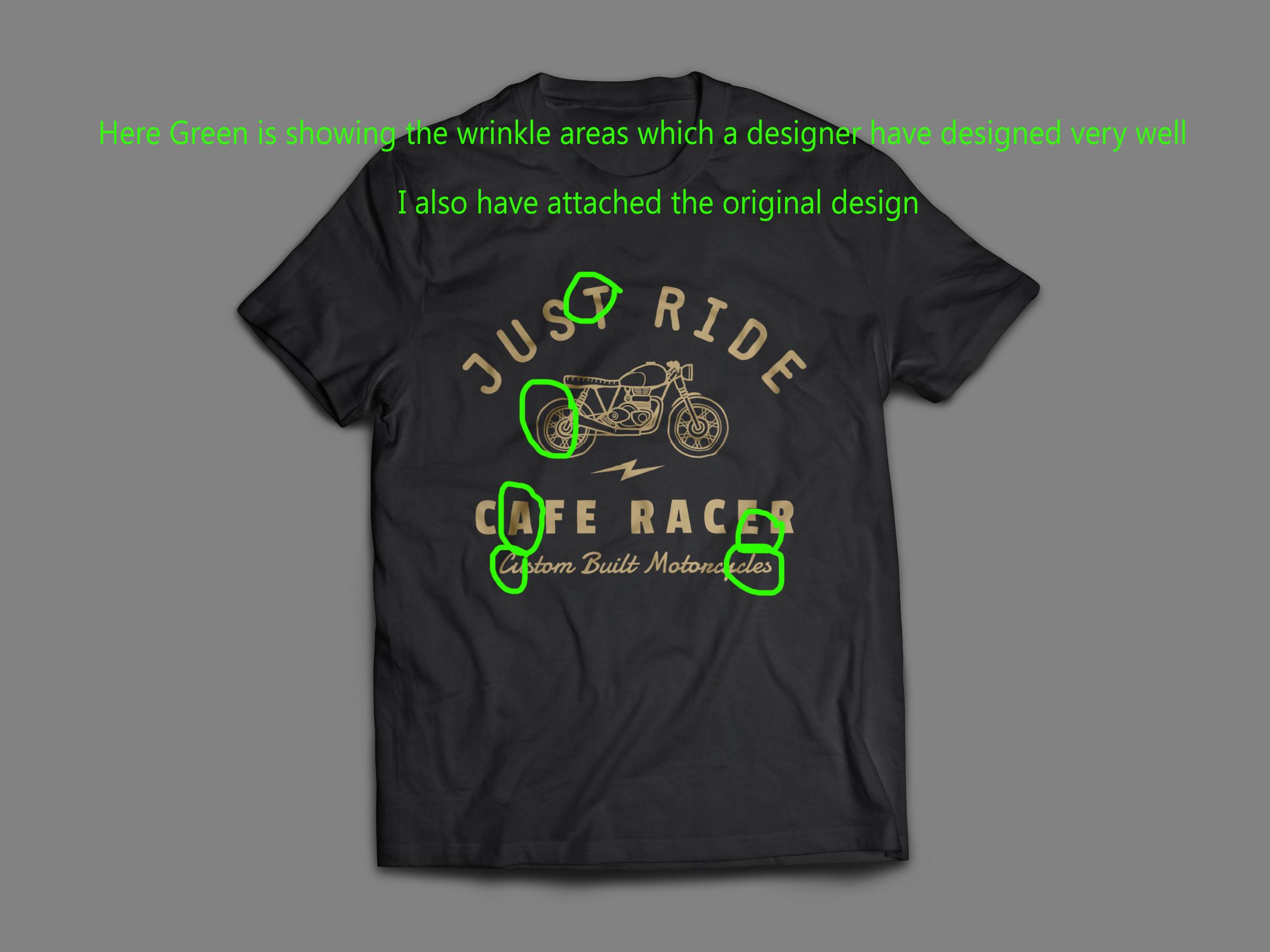Design t shirt using photoshop - Design T Shirt On Photoshop To Design Downloaded Enter Image Description Here Download