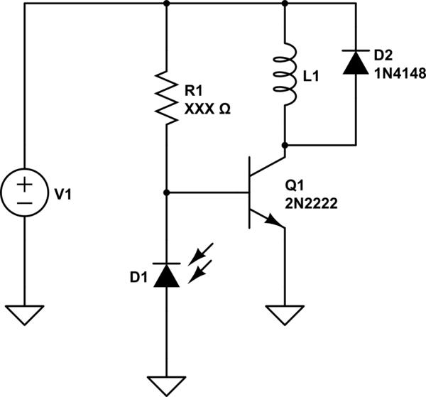 electronic pendulum