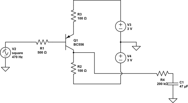 push off push on circuit schematic