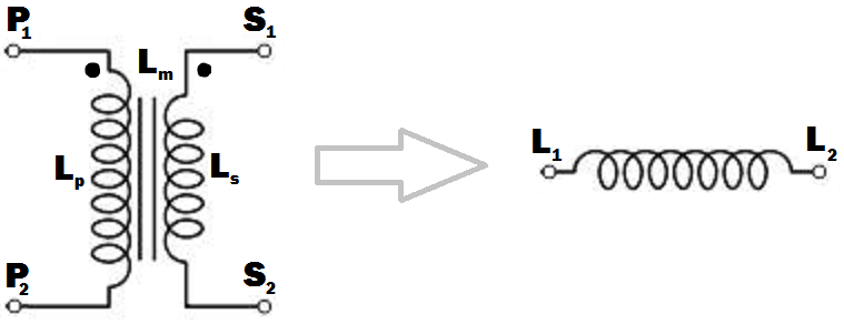 inductor circuits symbols