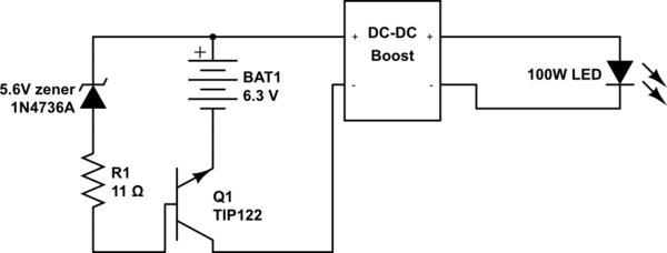 to 15 volt dc converter circuit schematic electronics