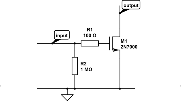 calculate output impedance of transistor electronics and electrical
