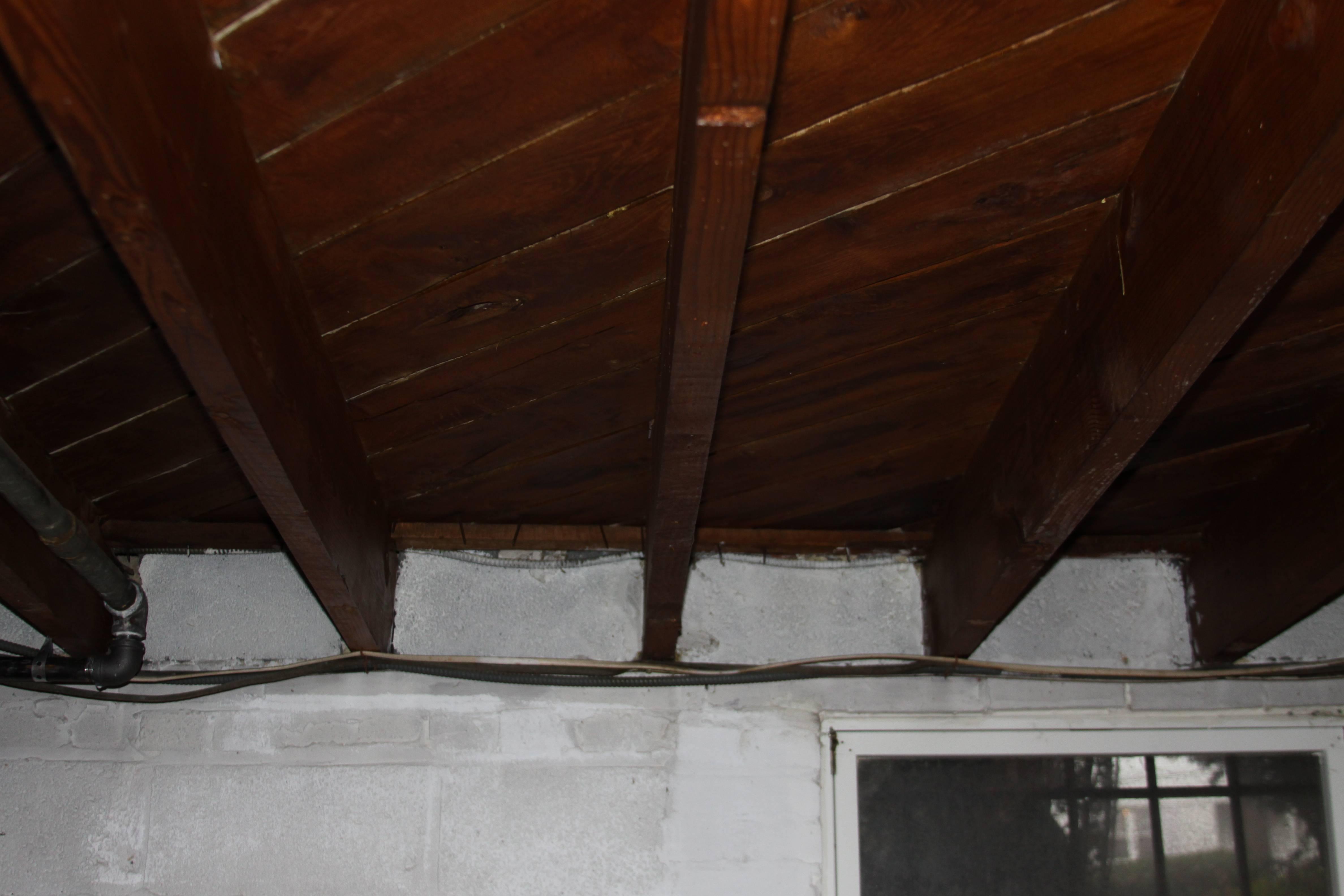 bulkhead basement insulation how to insulate a basement