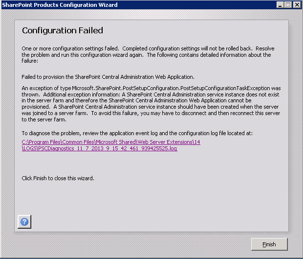 Troubleshoot issues with Microsoft SharePoint Foundation
