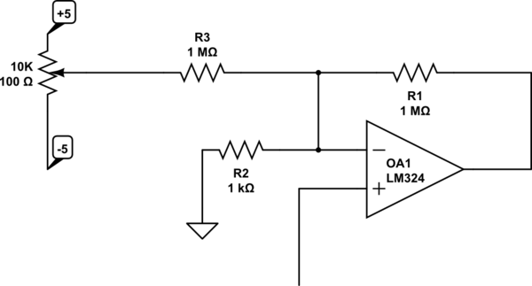 electronics thermocouple signal amplification using ina126p stack