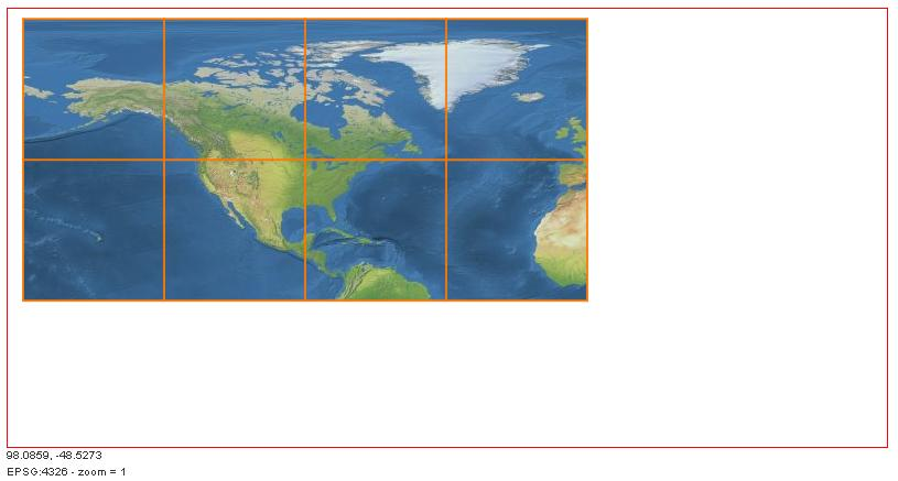 OpenLayers 3  Tile layer not showing correctly - Geographic