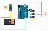 microcontroller - Arduino Uno, HC-06 Bluetooth & RGB LED ...