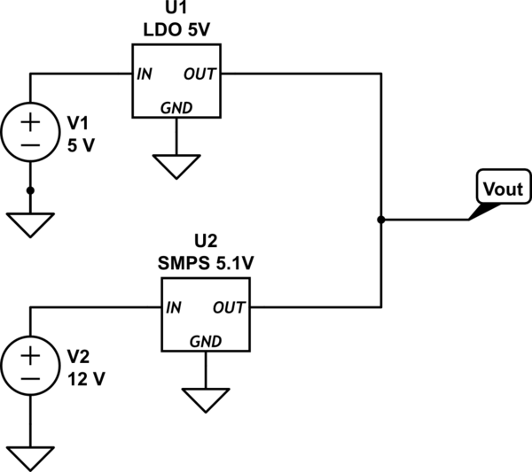 supply voltage using mosfets electrical engineering stack exchange
