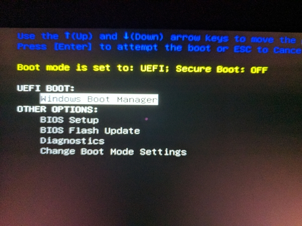 Boot Issues Booting Debian On A Dell Laptop Unix