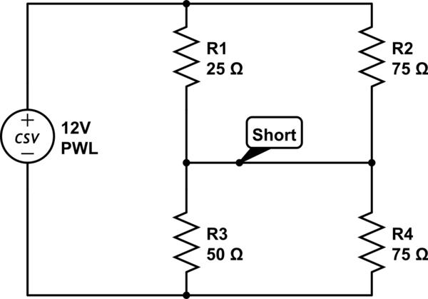 circuit diagram analysis