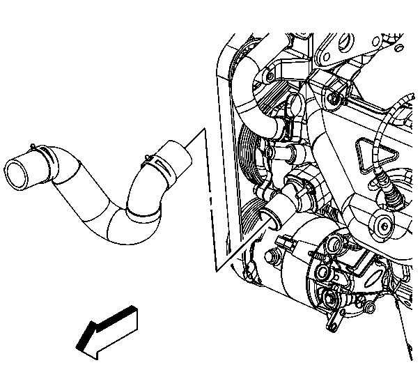 2004 grand am fuel filter location
