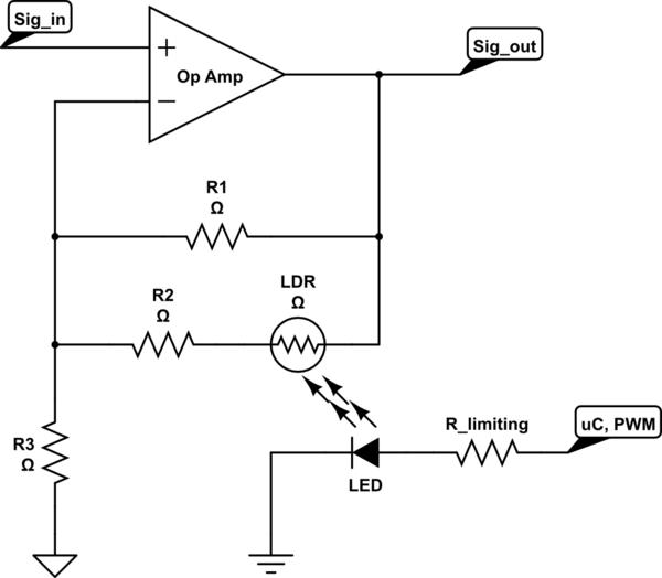 optical isolator circuit schematic