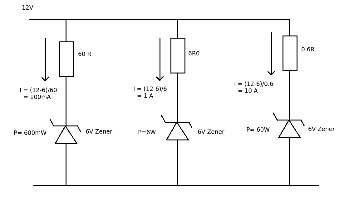 parallel connection circuit