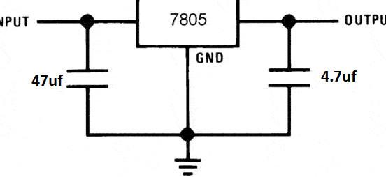 7805 circuit 2
