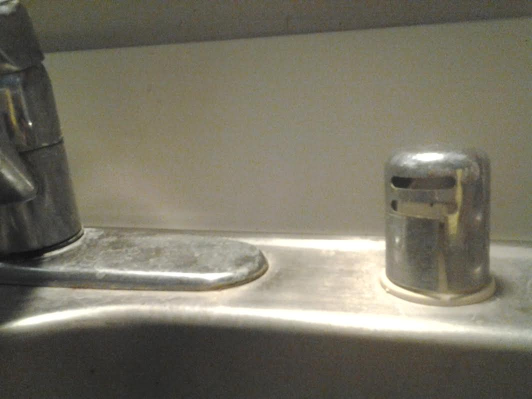 what can i do about my kitchen sink that has clogged suddenly and completely unclog kitchen sink enter image description here