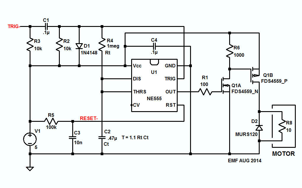 how to increase 555 timer output voltage electronics forums