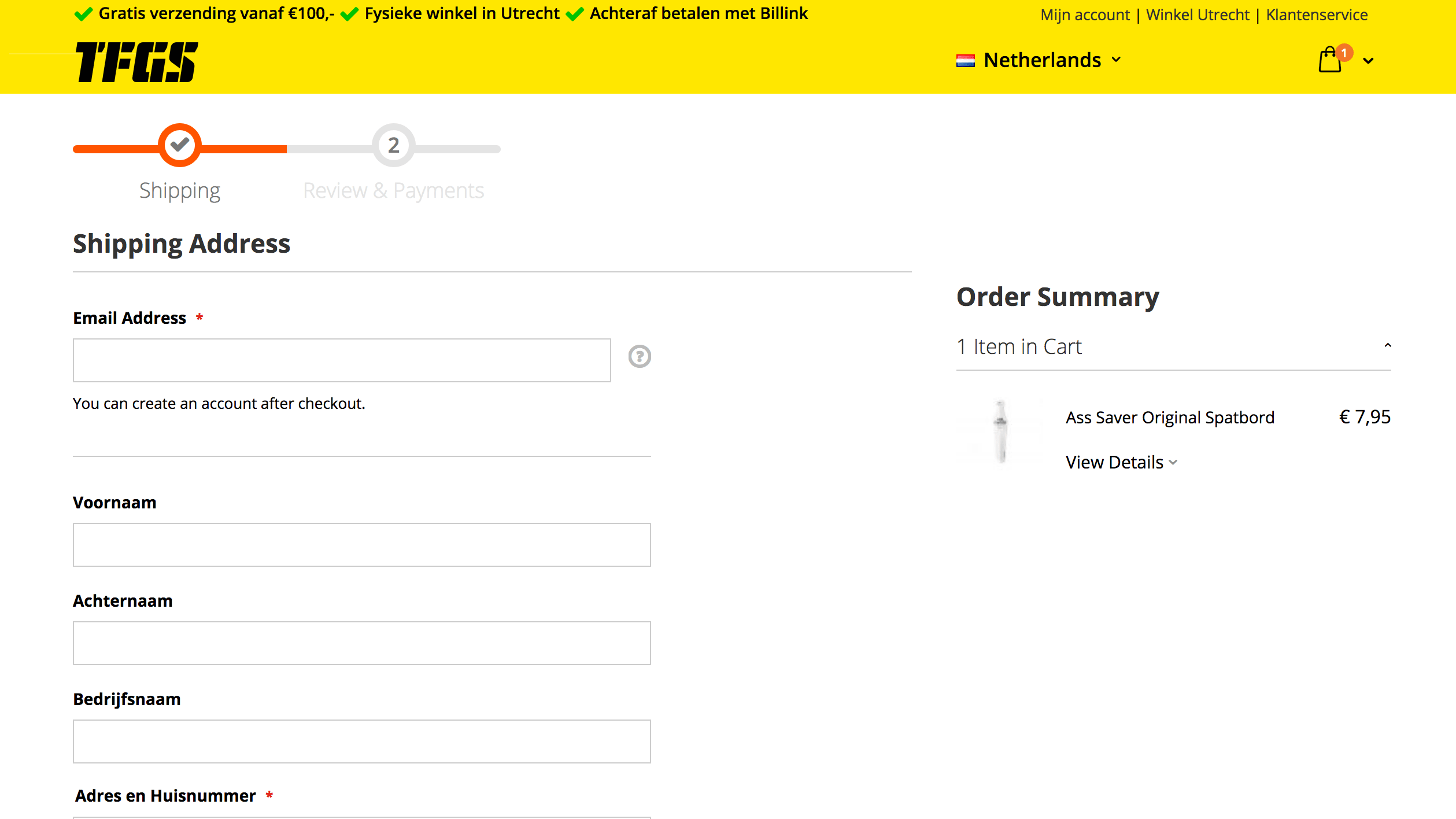 Klantenservice Utrecht Magento 2 1 Checkout Showing Review Payment Before Shipping