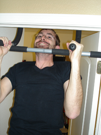 What muscles are targeted by these different variations of pull-ups