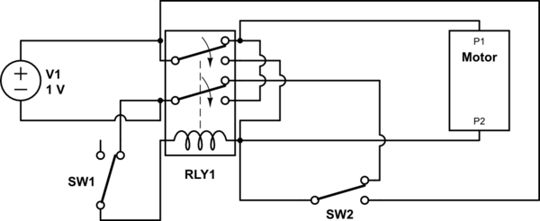 8 pin relay circuit diagram