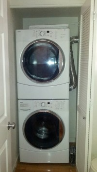 Front Load Washer: Stackable Front Load Washer Dryer Set