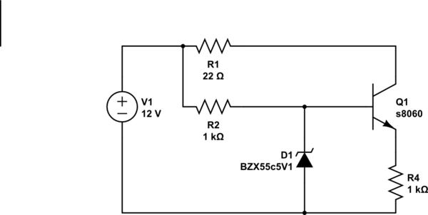 step 1 18v to 12v voltage regulator circuit