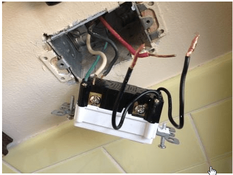 Electrical - How Do I Wire This Gfci Receptacle/Switch Combination