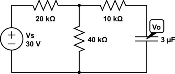 how to calculate the voltage divider