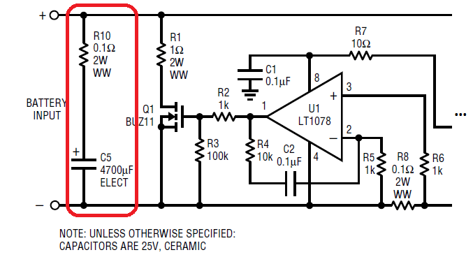 electronics circuit simulator