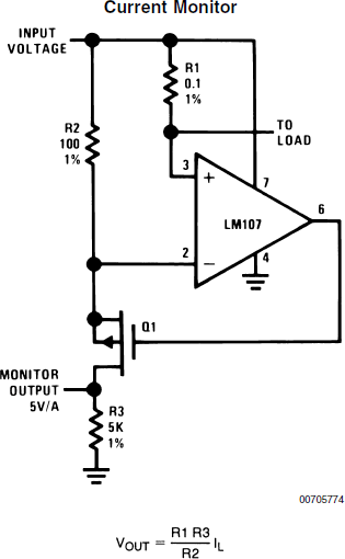 open circuit detection