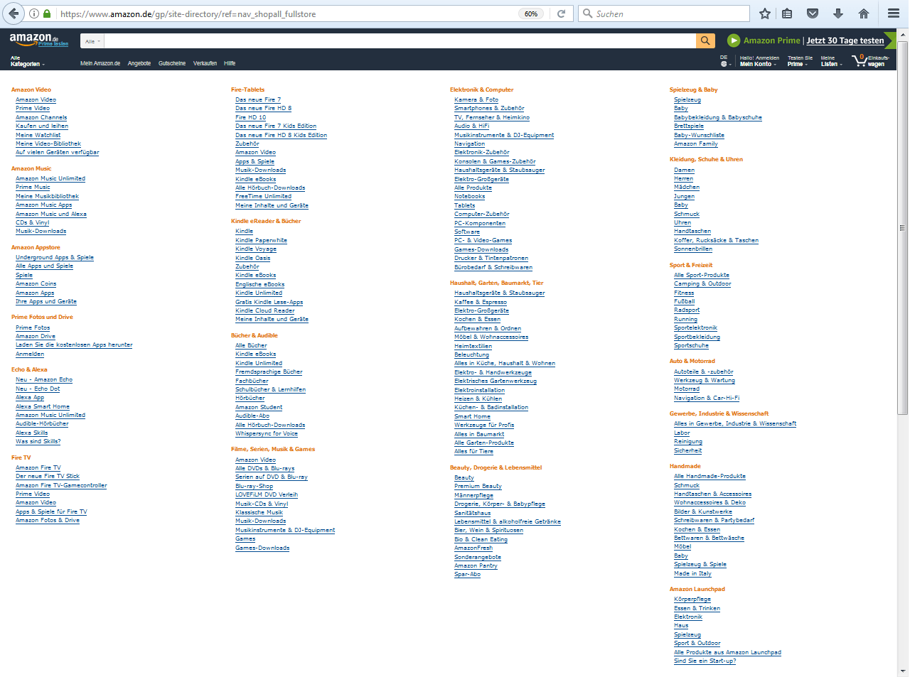 Amazon Audible Kaufen Selection Hundreds Of Items In A Dropdown User