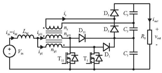 simple 12v to 400v boost converter electronics forum circuits