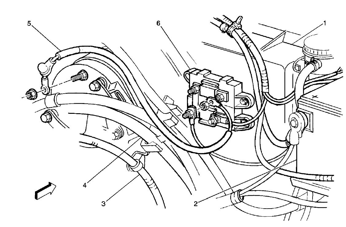 1996 gmc sierra wiring diagram page 7