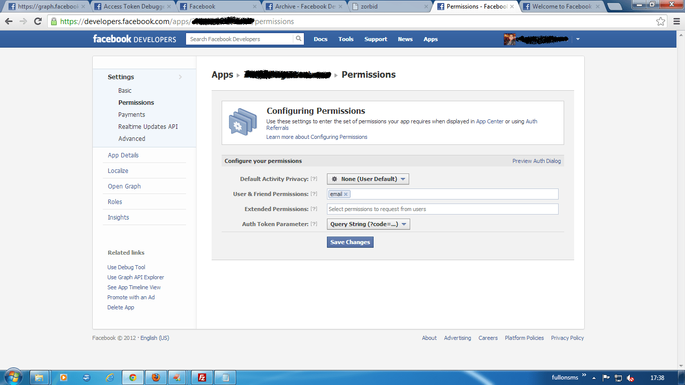 My Dal Login Php Facebook Not Giving Email Stack Overflow