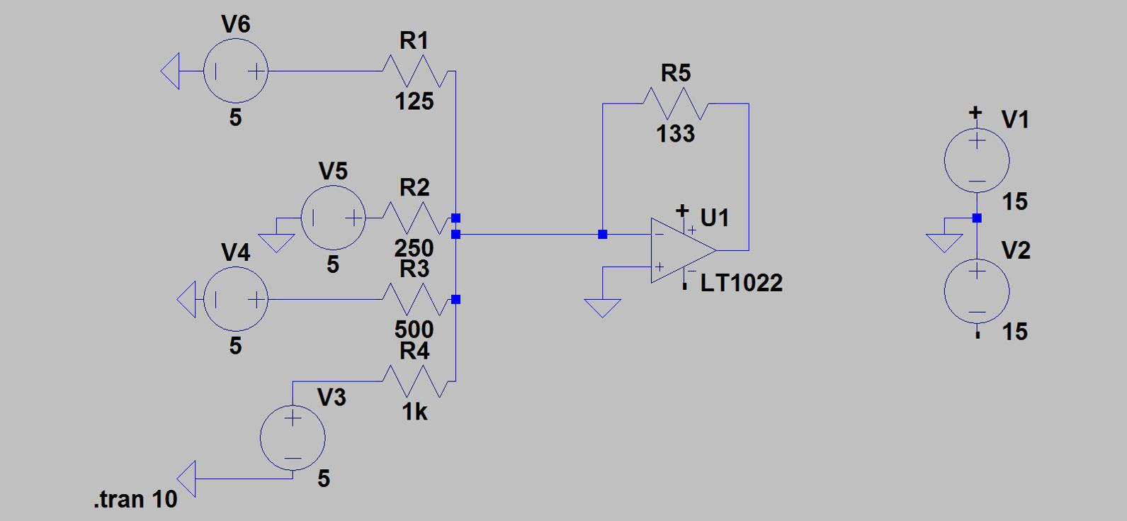 partsim online circuit simulator