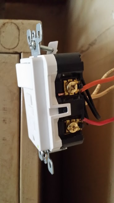wiring - How do I wire this switch/outlet combo? - Home Improvement