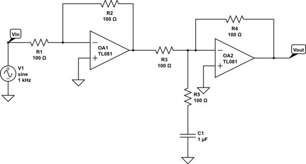 op amps circuit analysis