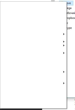 Windows 10 context menus show up blank - Super User